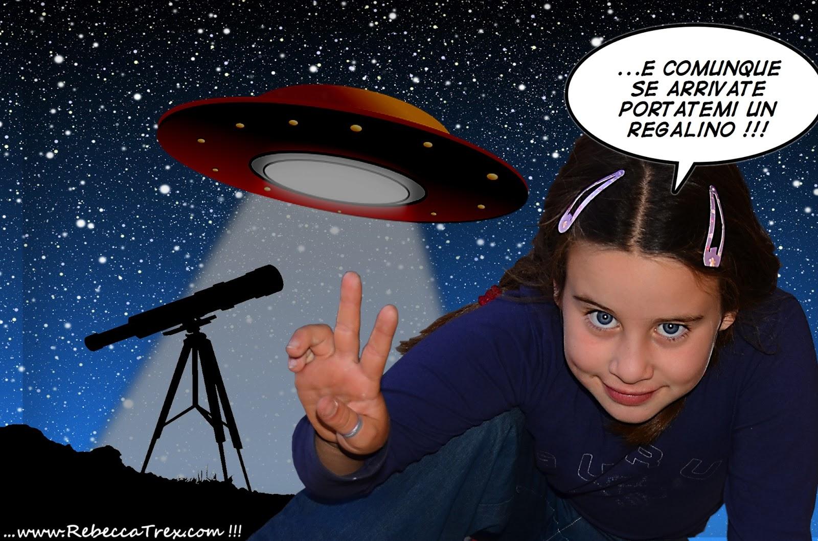 Ma davvero arrivano gli u f for Le navicelle spaziali