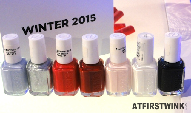 Essie winter 2015