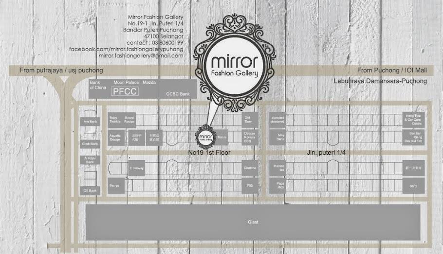 Mirror Fashion Gallery