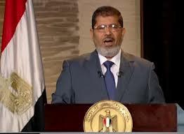 الرئيس محمد مرسي, يطير الي ألمانيا ويلغي زيارته لفرنسا