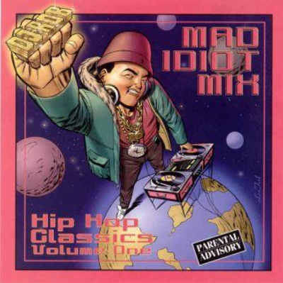 DJ Rob Reyes - Mad Idiot Mix