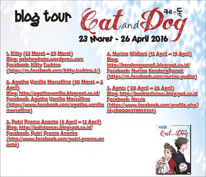 Blog Tour Cat and Dog 1