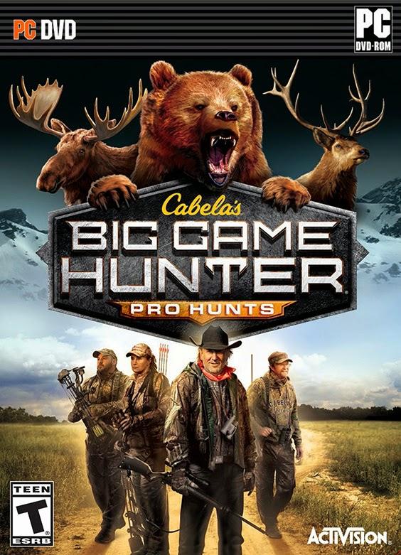 Cabela's Big Game Hunter Pro Hunts PC
