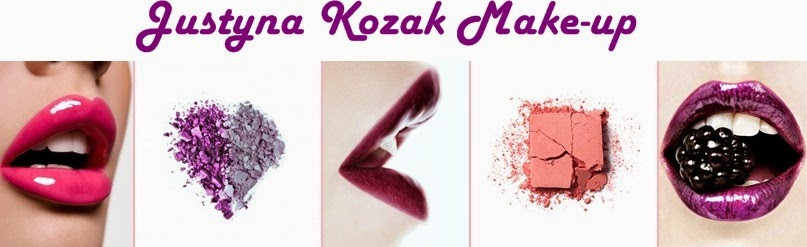 Justyna Kozak Make-up