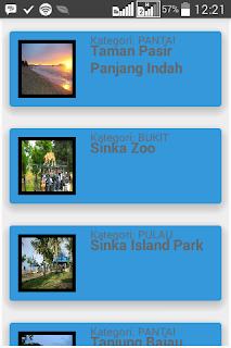 Aplikasi Sistem Informasi Kota Singkawang Berbasis Android 2