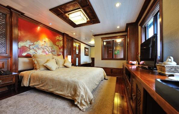 Executive Cabin - Paradise Luxury Cruise