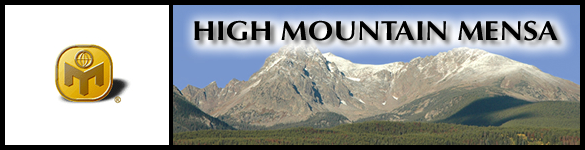 High Mountain Mensa