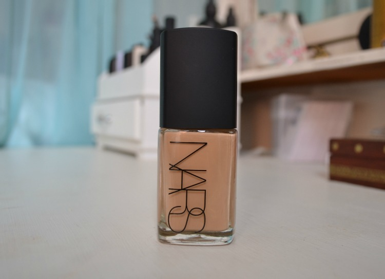 nars sheer glow foundation barcelona