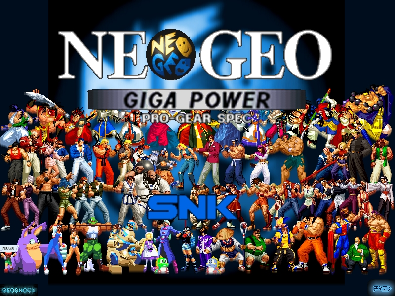 Neo geo games free download full