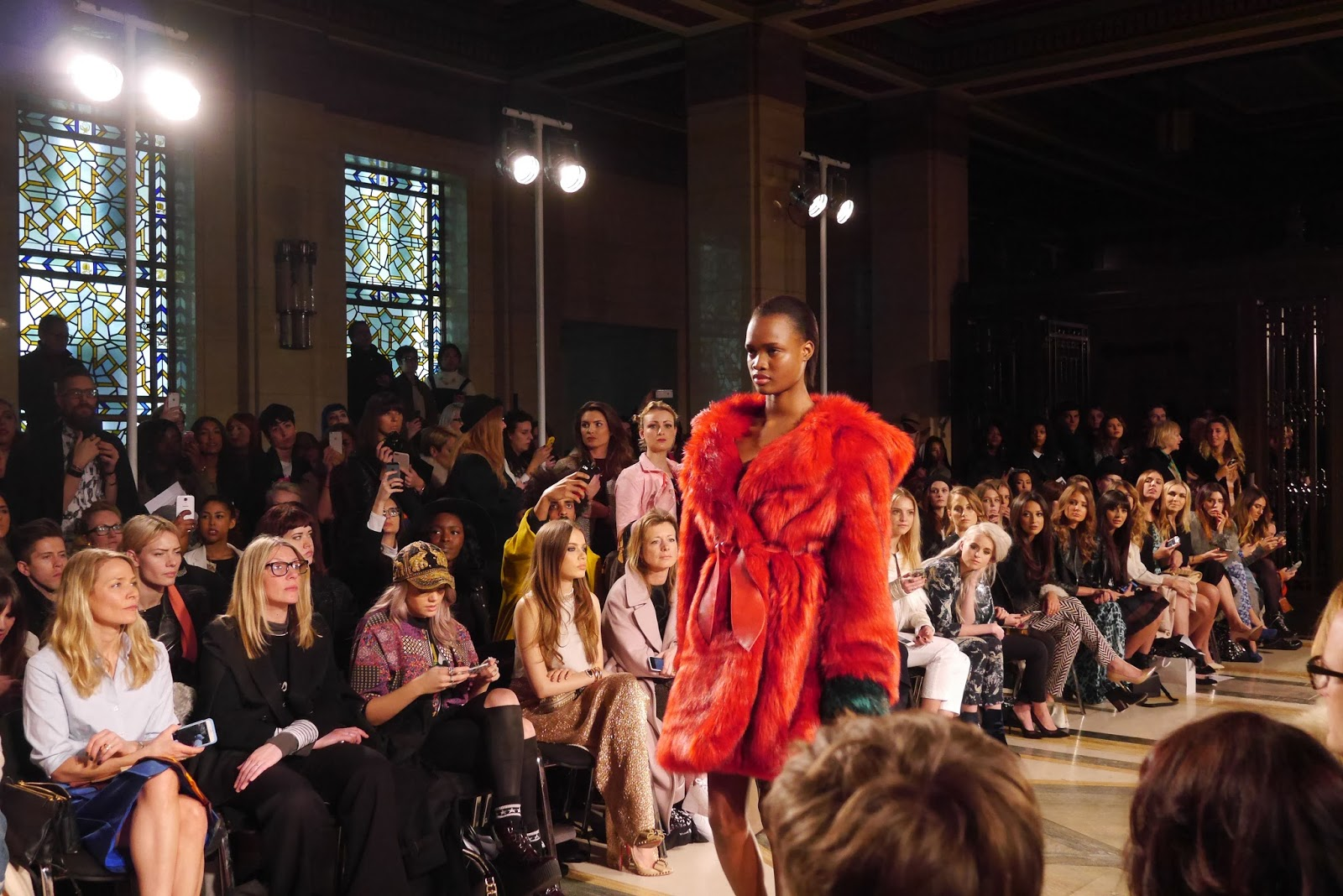 london fashion week felder felder a/w15