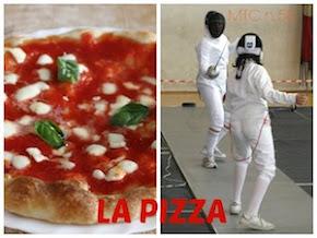 LA RICETTA DELLA SFIDA E': LA PIZZA!