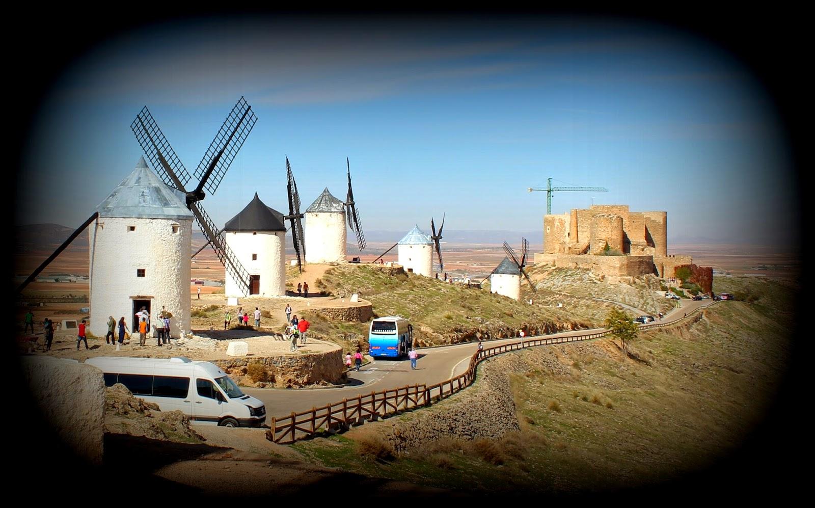 Molino y Castillo del Cerro Calderico