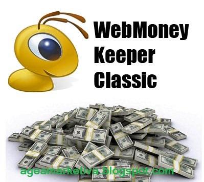 Cara naik taraf webmoney keeper mini ke classic