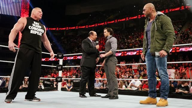 Ver Repeticion De WWE RAW 27 de Enero de 2014