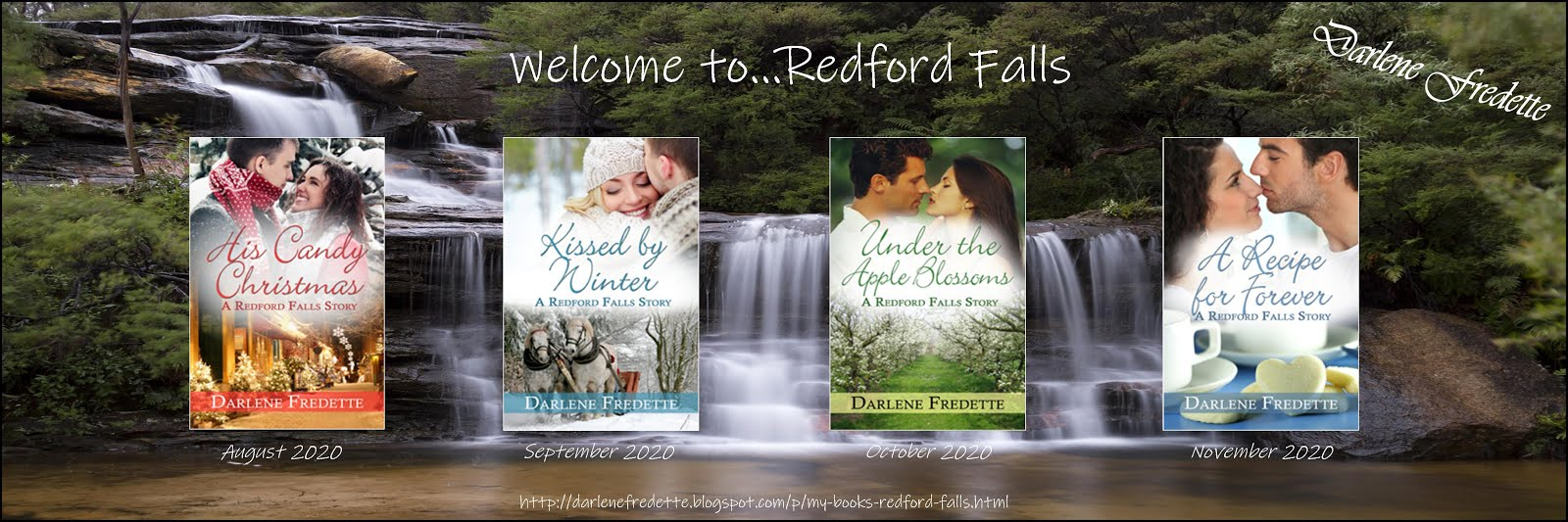 Spend the day in Redford Falls.