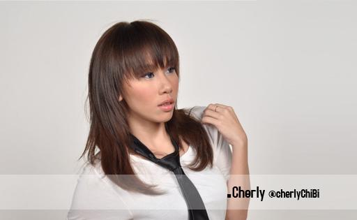 Biodata Cherly Chibi
