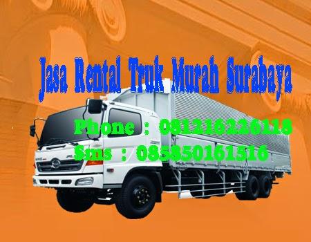 Jasa Rental Truk Wing Box Surabaya-Majalengka