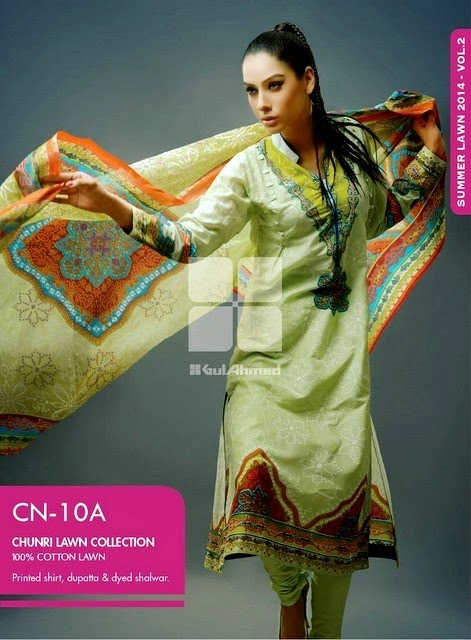 Latest Summer Collection of Bandhani Chunri