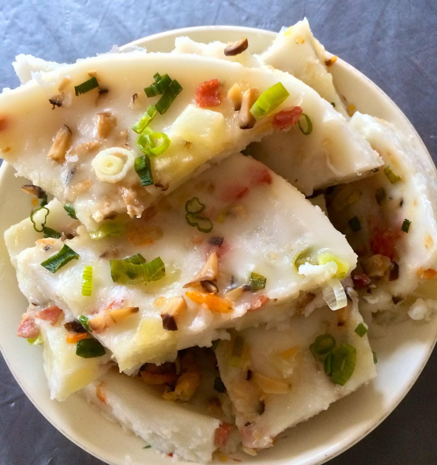 Lo Bak Go, Chinese rice cake