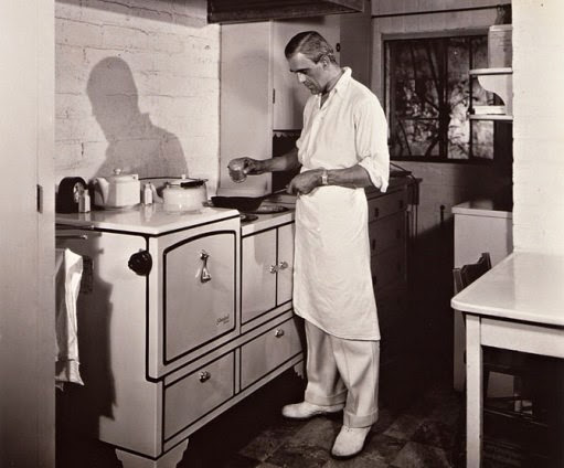 Karloff cooked too.