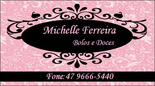 Michelle Ferreira Cake Design