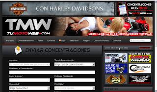 Concentraciones moteras - Tumotoweb.com