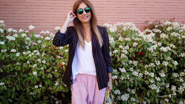 Carmen Hummer, Blog de Moda, Isadora Comillas, Nadir Positano, Baggy Pants, Bag, The Jacksons, Nac, Salón Varsovia, Vintage Style
