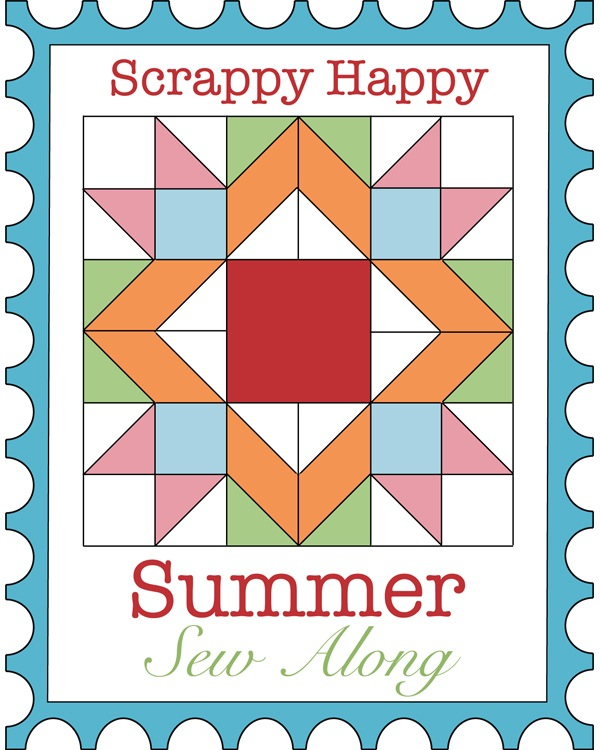 Scrappy Happy Summer!