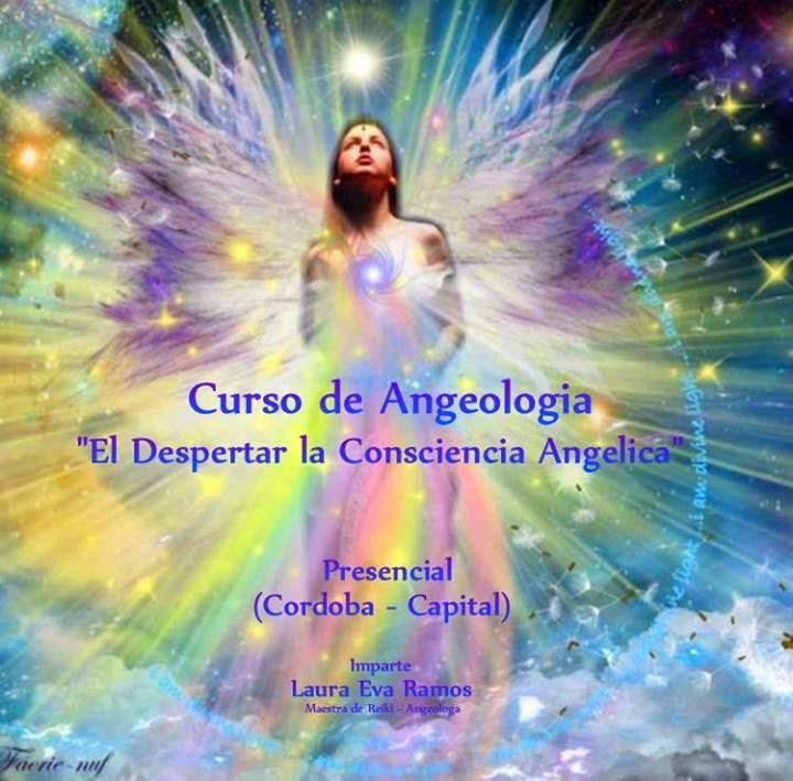 ♥ Curso de Angeles ♥ On Line!!