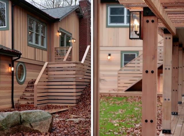 Wooden Sustainable House by Jendretzki