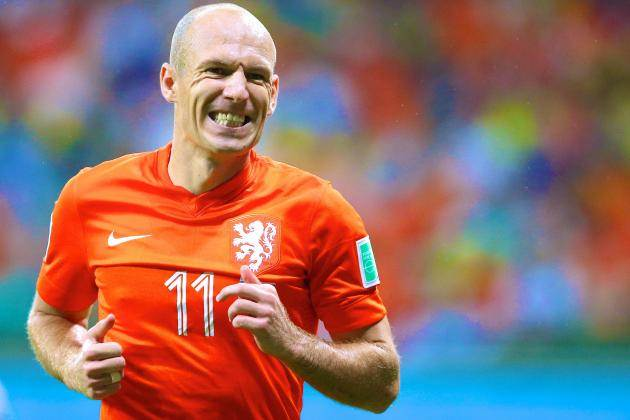 robben football player