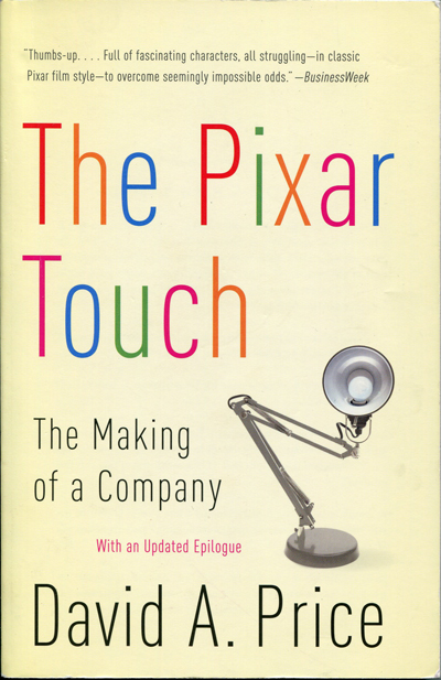 The Pixar Touch - Books for Freelancers