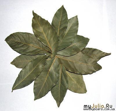 лавровый лист от запаха изо рта