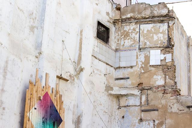Zaragoza, arte urbano, E1000