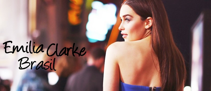 Emilia Clarke Brasil