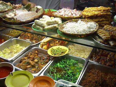 indian roadside food stalls