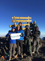 howFar Reaches Kilimanjaro Summit - Mark Maynard