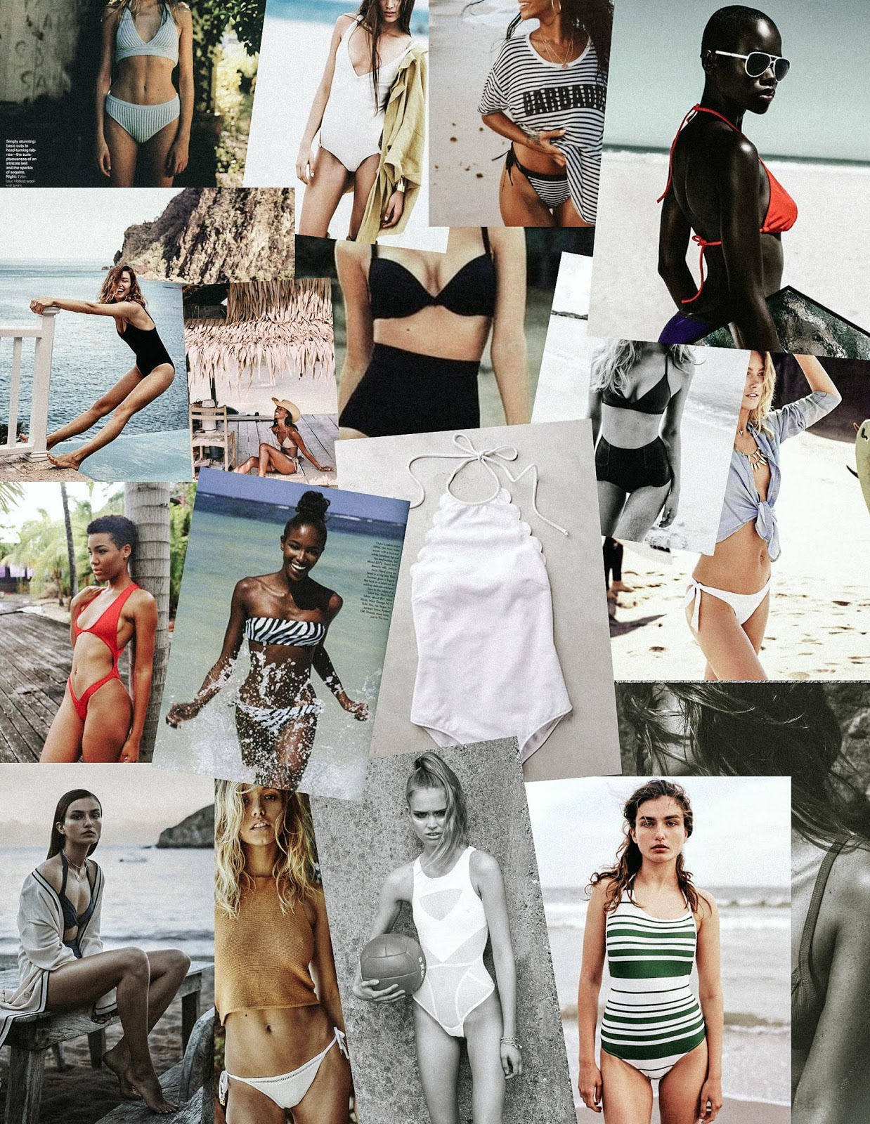 Summer Swimwear Inspiration 2015