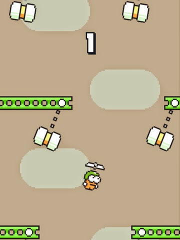 Download Swing Copters for iOS