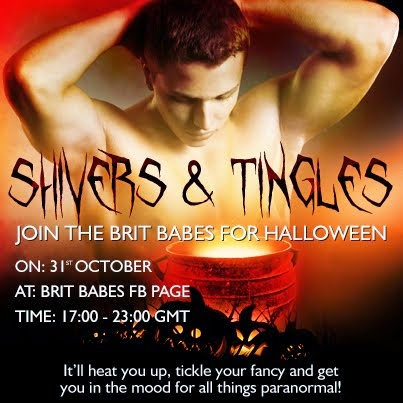 Join the Brit Babes for Halloween!