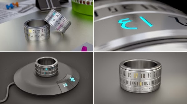 15 Innovative And Cool Gadget Rings