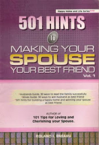 501 HINTS TO MAKING YOUR SPOUSE YOUR BEST FRIEND