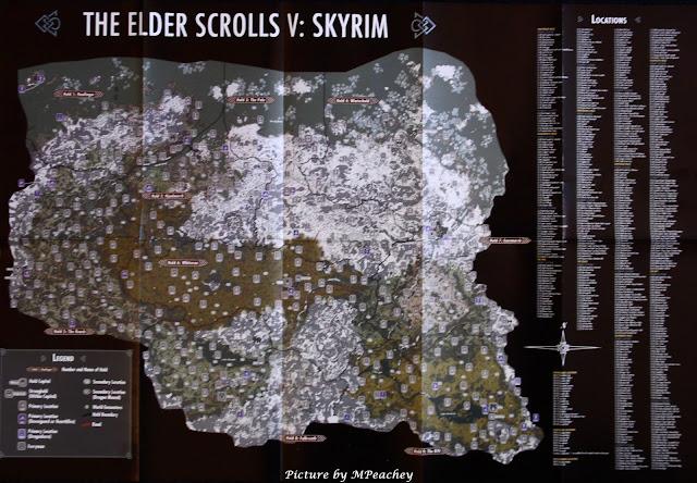 Peachuk Skyrim Legendary Collectors Edition Guide