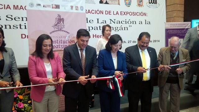 Inicia conmemoración del Bicentenario del Decreto Constitucional para la Libertad de la América mexicana