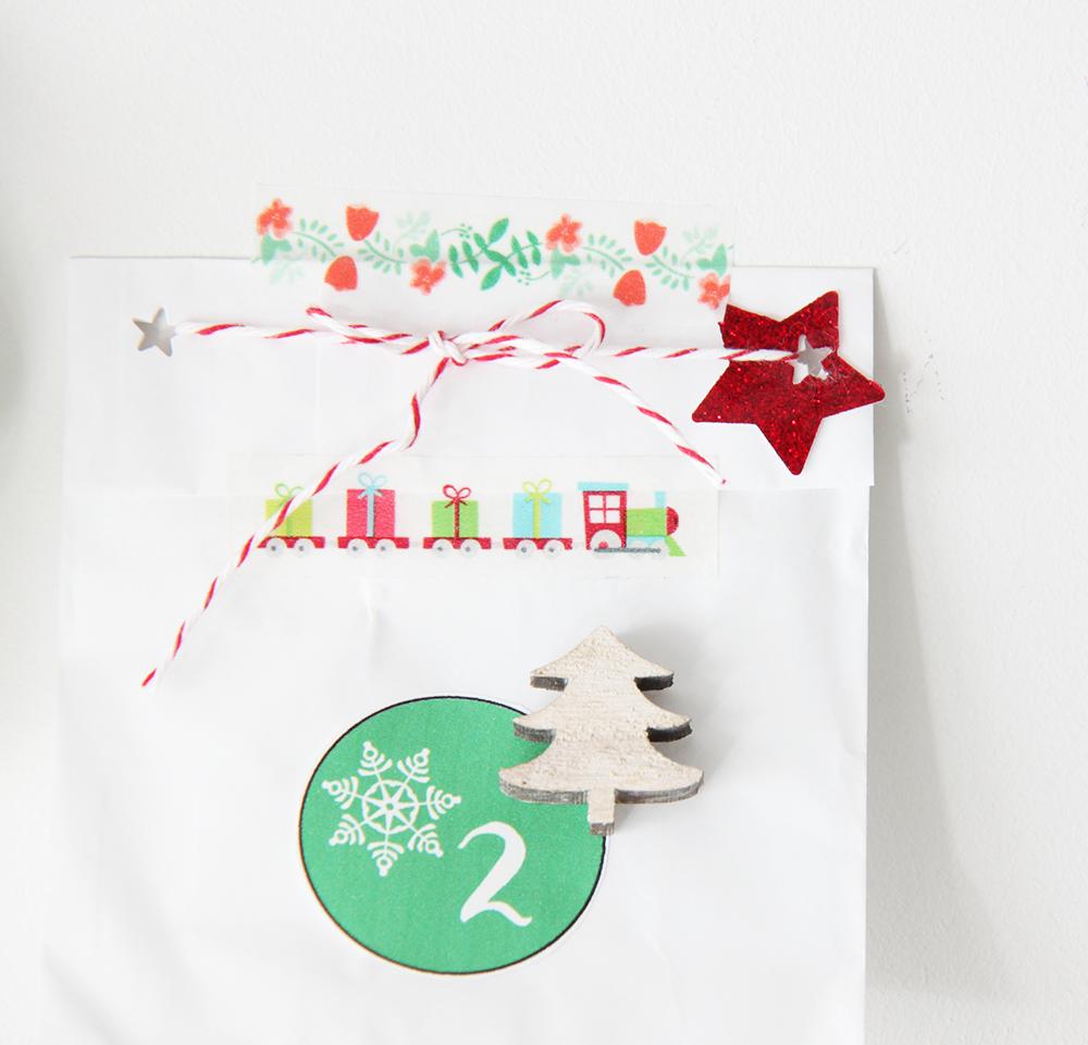 DIY: packaging para Navidad con bolsas de papel - Handbox Craft ...