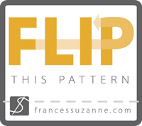 FrancesSuzanne: Flip This Pattern