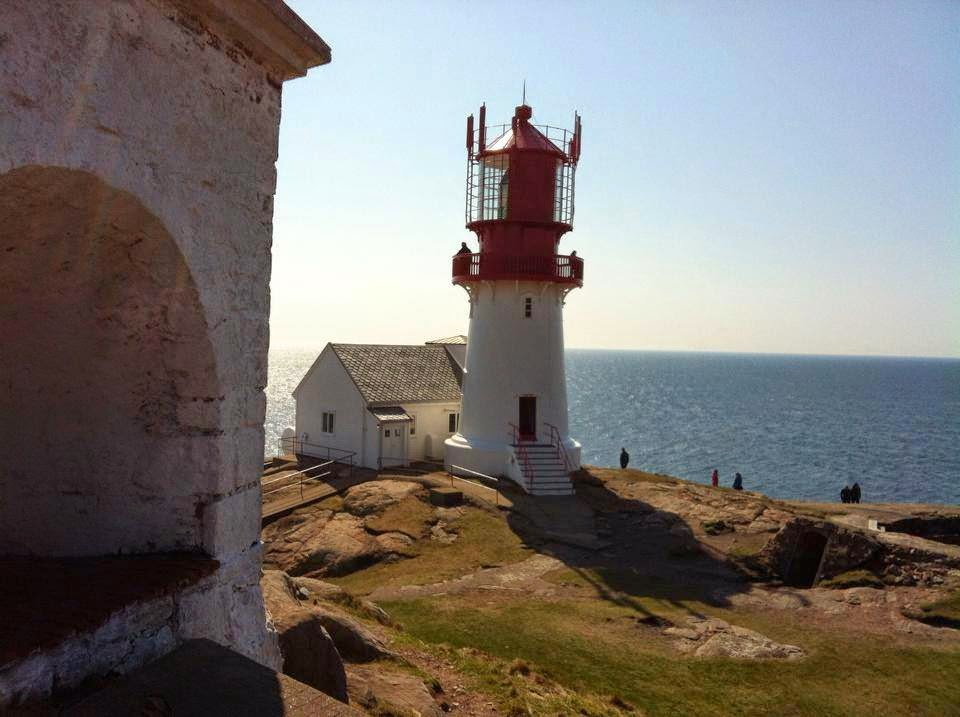 Lindesnes lighthouse (Lindesnes Fyr) - Southern Norway