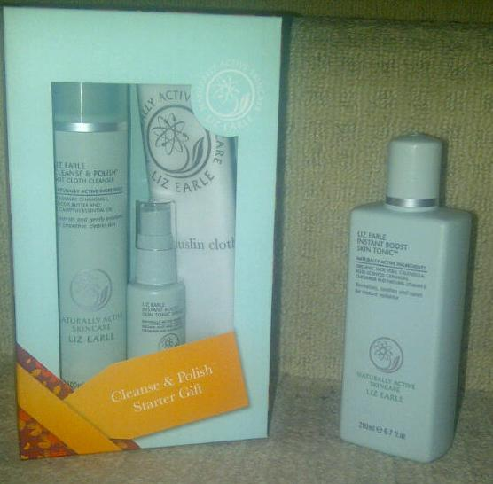 Lottyu0026#39;s Luxuries - A Beauty Blog Liz Earle Cleanse U0026 Polish Starter Gift With Instant Boost ...