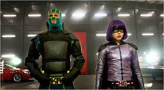 "Cena do filme ""Kick-Ass 2"""