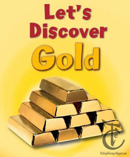 Let's Discover Gold cover